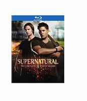 Supernatural: Season 8 [blu-ray] Free Shipping