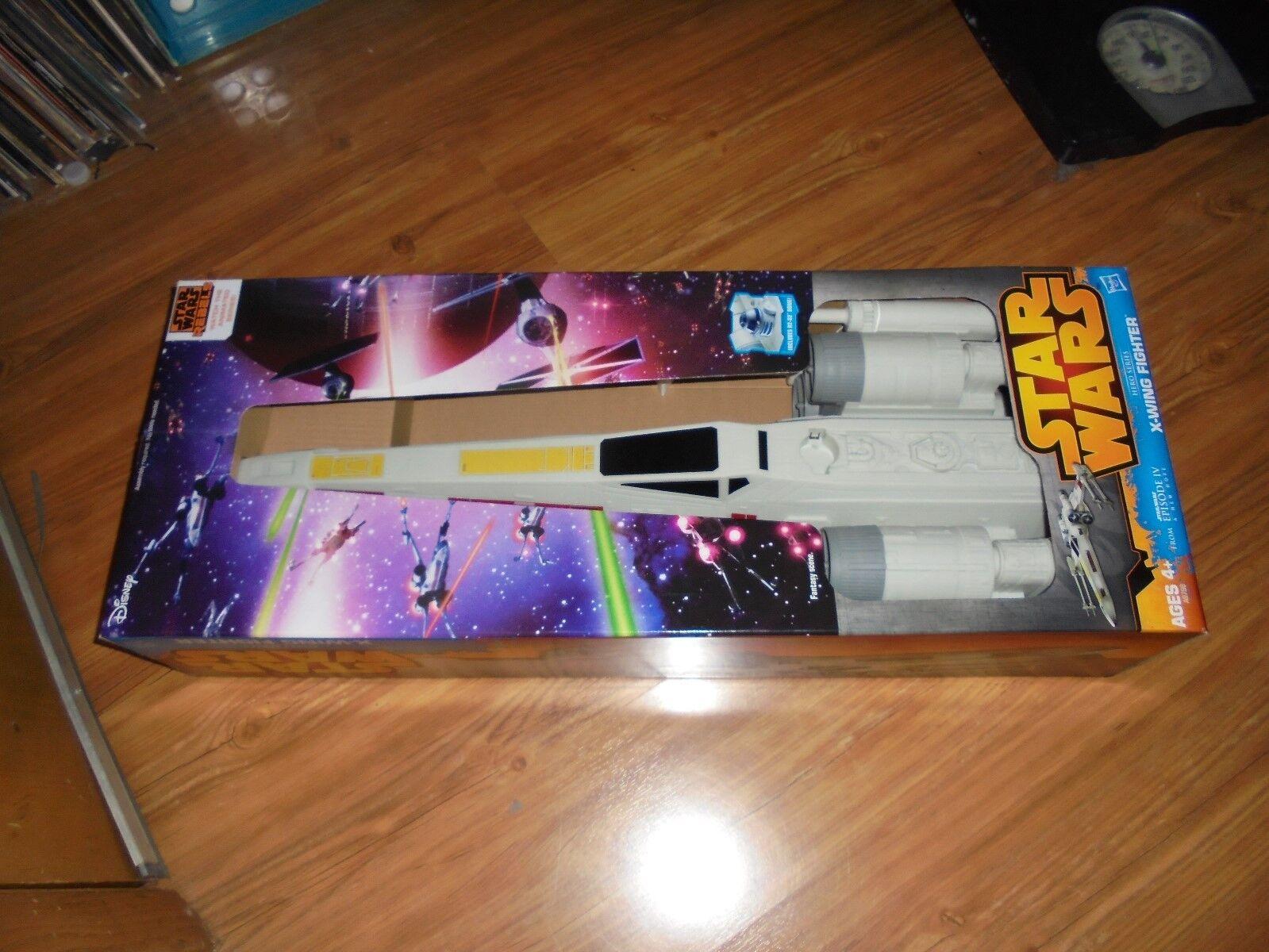 Star Wars Hero Series 29inch 29inch 29inch  X-Wing Fighter  Vehicle HASBRO 2014 6758c6