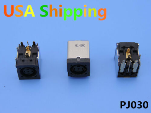 DC power jack for DELL Inspiron PP12L PP14L PP19L PP20L PP22L PP23L SOCKET PLUG