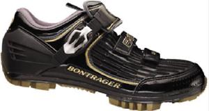 zapatos CICLISMO BONTRAGER RXL MOUNTAIN WSD Color negro-oro taglia 39