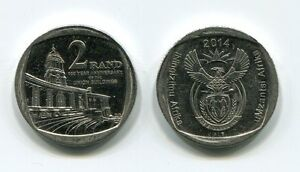 South-Africa-2014-2R-Union-Buildings-R2-Coin-VF