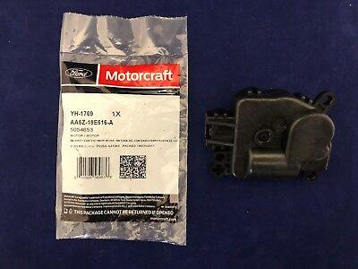 HVAC Defrost Mode Door Actuator MOTORCRAFT YH-1769