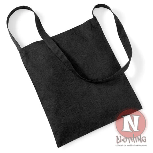 Sling tote shopping bag plain 100/% cotton enviromental Westford Mill