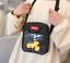 Japonais Transparent itabag Sac à Bandoulière Mignon Sac Messenger pour badge doll Show