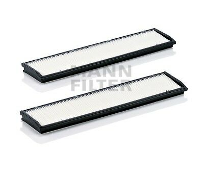 For Mercedes W140 C140 W124 A124 S124 300SD 600SEL CL500 Cabin Filter Mann