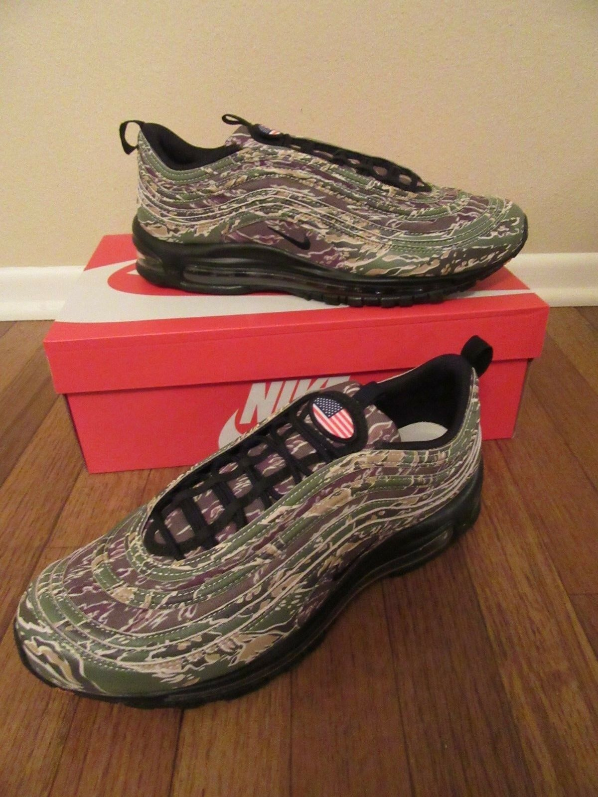 Nike Air Max 97 Premium QS USA Comfortable The most popular shoes for men and women