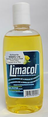 Health & Beauty Limacol Toilet Lotion 120ml**free P&p Drip-Dry Other Bath & Body Supplies