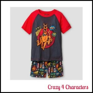 dc05c1366b Image is loading Licensed-Scooby-Doo-Pjs-Pajamas-Pyjamas-Sizes-4-