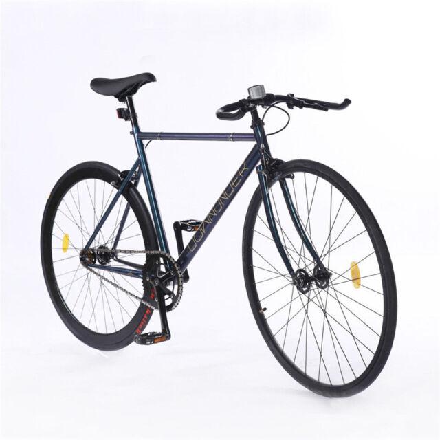 NEW Alloy Bullhorn HandleBar For Fixie Fixed Gear Single Speed Road Bike Cycling