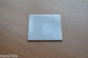 plexiglas xt platte rechteckig 2 mm stark wei gp max 213 m ebay. Black Bedroom Furniture Sets. Home Design Ideas