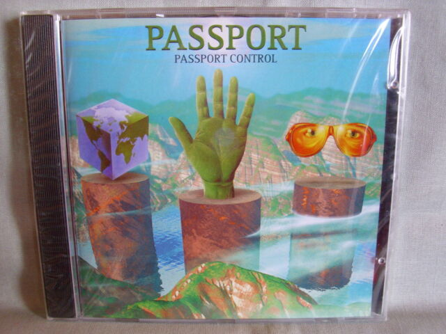 Passport/ Klaus Doldinger- Passport Control- WARNER 1997 NEU