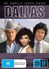 Dallas : Season 4 (DVD, 2006, 5-Disc Set)