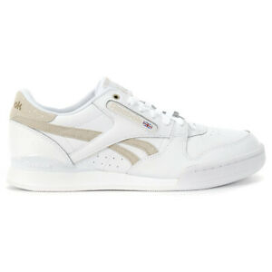Reebok X Montana Cans Men's Phase 1 Pro MU White/Marble Shoes CN3854 NEW!