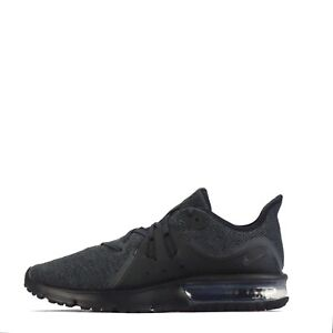 wholesale dealer 6e569 6793a ... Nike-Air-Max-Sequent-3-Hommes-Baskets-Noires-