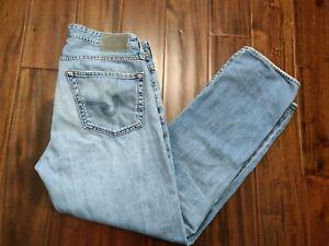 Ag-Adriano-AG-ED-Denim-Jeans-Men-039-s-34-Waist-29-Inseam