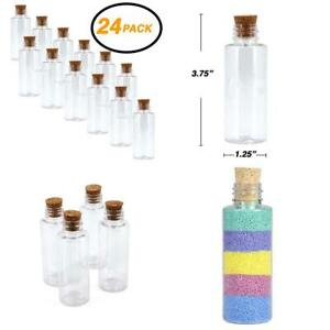 Srenta-Plastic-Sand-Art-Bottles-with-Cork-Stoppers-Arts-and-Crafts-Mini