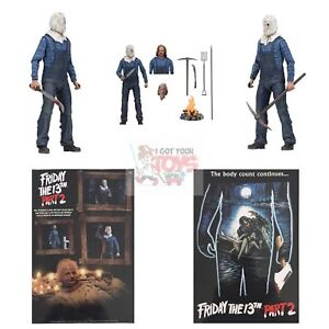 ULTIMATE-JASON-VOORHEES-NECA-Friday-The-13th-PART-2-2018-7-034-InchFIGURE