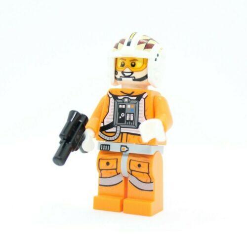 Lego Wes Janson 75098 Pilot Assault on Hoth UCS Star Wars Minifigure