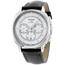 Tissot T-Lord Men's Silver Automatic Classic Watch T0595271603100