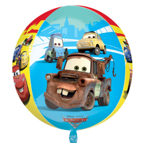 Balloons /& Decorations Tableware Disney Pixar CARS RSN Birthday PARTY Range