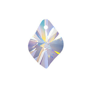 Aaa Quality Faceted Crystal Ab Glass Leaf Homologue 17 Mm Pack Of 1 (m50/1)-afficher Le Titre D'origine Myzqkzf7-10130735-705721455