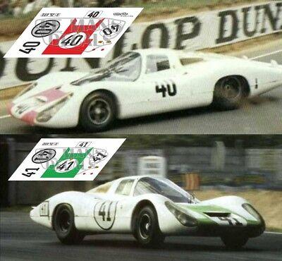 Calcas BMW M3 GT2 Le Mans 2010 78 1:32 1:43 1:24 1:18 slot decals
