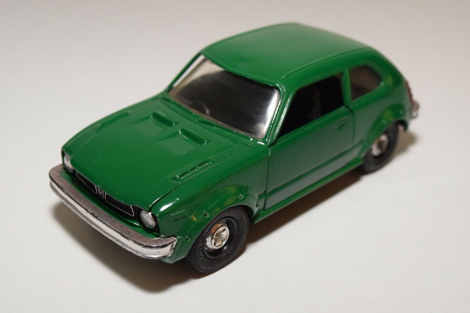 K EIDAI EDAI GRIP JAPAN HONDA CIVIC 1500 GTL verde NEAR MINT CONDITION