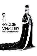 FREDDIE MERCURY - THE GREAT PRETENDER (DVD) EAGLE VISION  DVD NEU