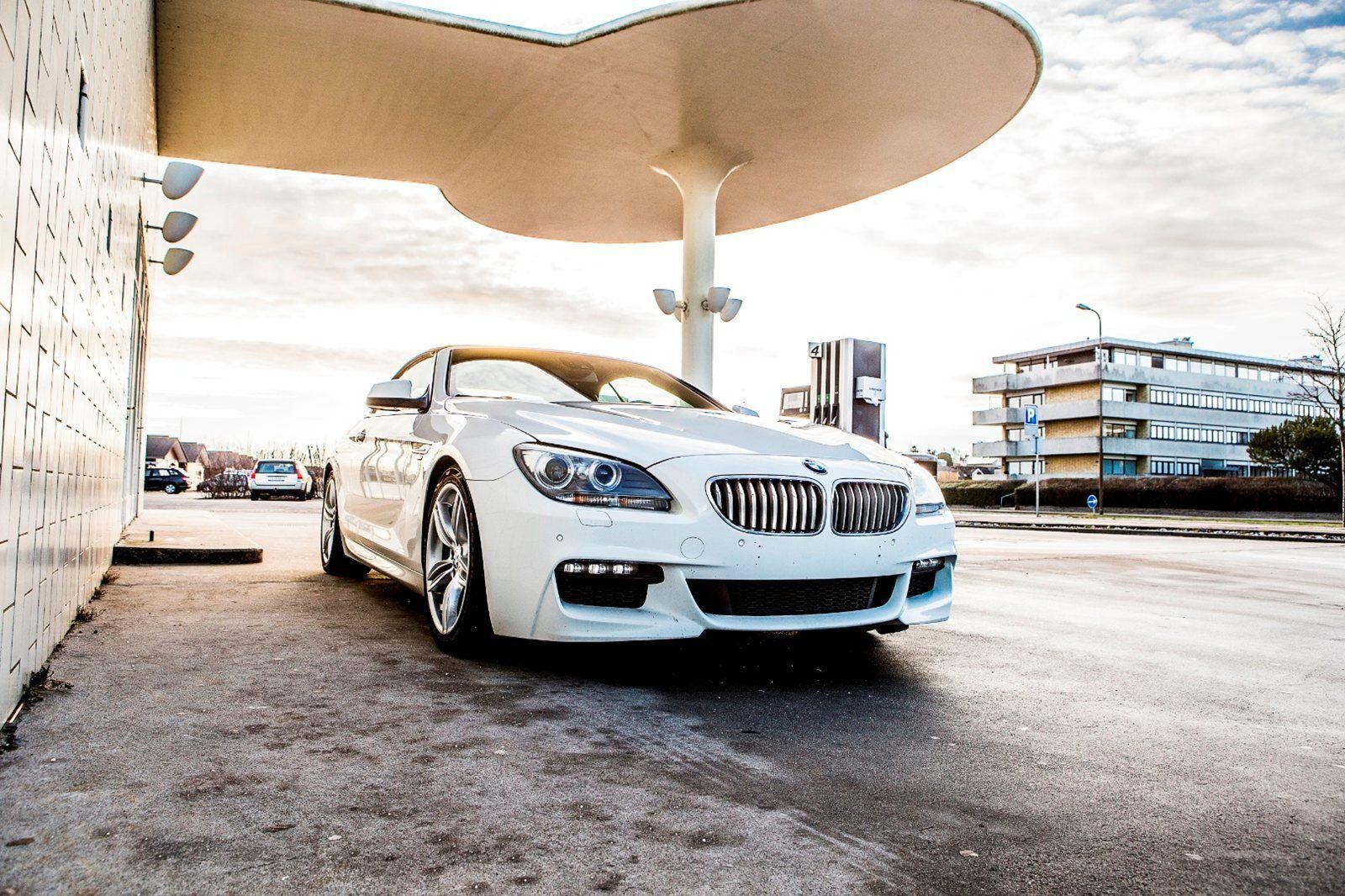 BMW 650i 4,4 Cabriolet aut. 2d - 3.530 kr.