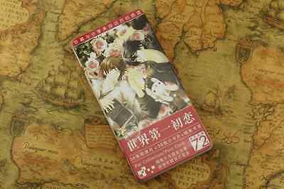 Sekai-ichi Hatsukoi Postal Card 36 PCS Postcard + Metal Box + bookmark