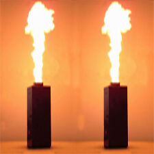 2pcs/lot Fire Thrower DMX Stage 200W Effect Flame Projector Machine Show Party