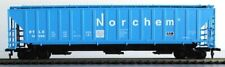 HO 1 87 Scale Train Norchem 54ft Covered Hopper by IHC 35261