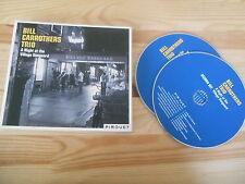 CD Jazz Bill Carrothers - Night At Village Vanguard : 2CD (19 Song) PIROUET REC