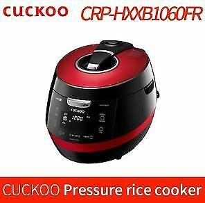 Premium Cuiseur à riz CRP-HYXB1060FR pour 10 Portions coupes