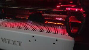 Rx vega 64 Asus Strix Gaming Gamer