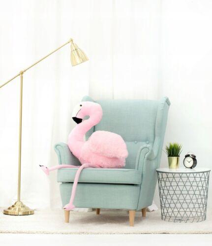 XXL Plüschtier Flamingo Kuscheltier Rosa 125cm Geschenk
