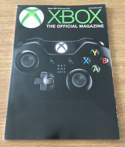 XBOX The Official Magazine Issue 106 Christmas 2013 (Day One)