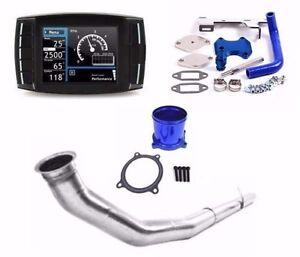 H&S Mini Maxx Tuner DPF EGR Delete Kit For 2012 Dodge Ram ...