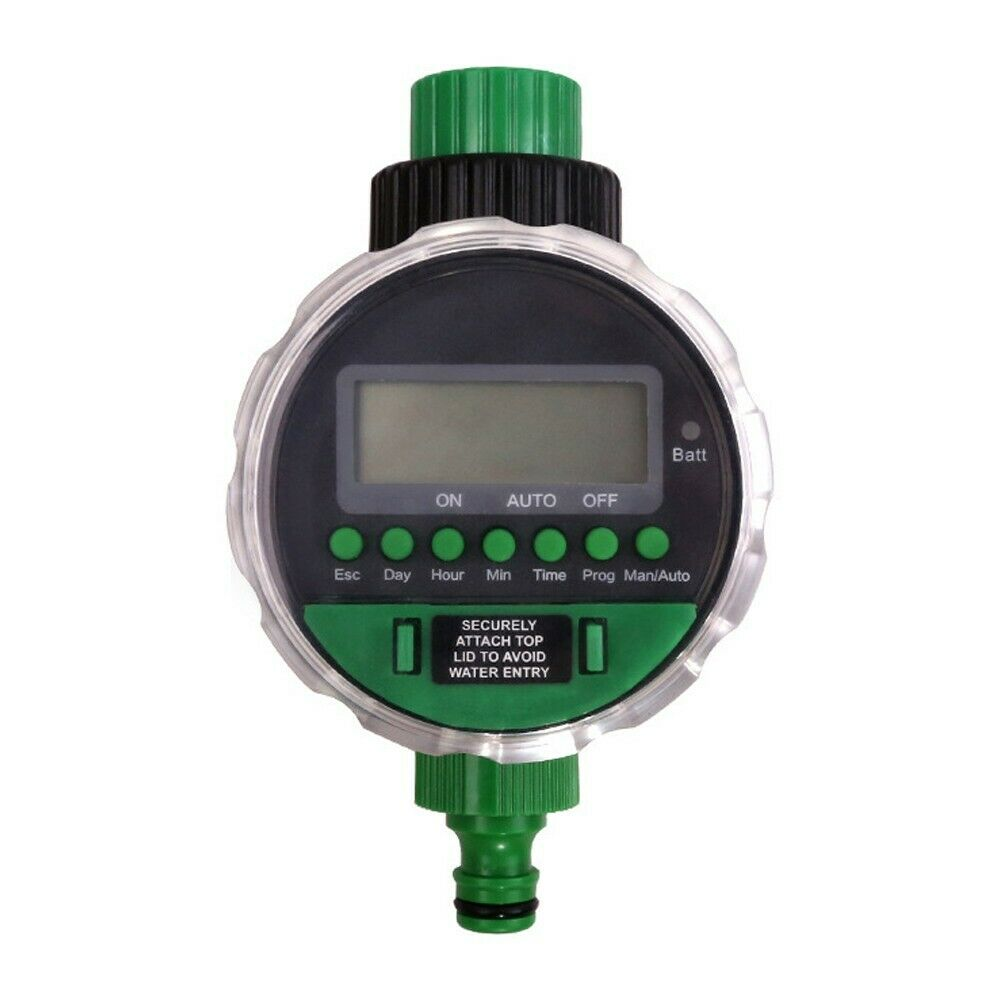 Digital Display Water Timer Electronic Ball Valve Irrigation Controller for Auto