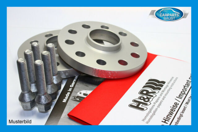 H&R WHEEL SPACERS MERCEDES C-CLASS HA 30mm with Abe (1125665)
