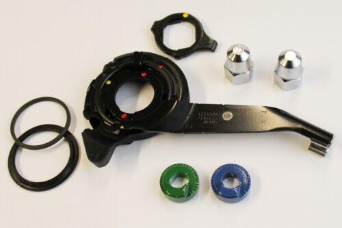 Commutation Unité ALFINE 11-Gang pommeau Shimano accessoires vertical révélés