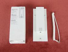 Siedle HTS 711-01 W Haus Telefon Standard weiß guter Zustand HTS711-01 711-0 geb