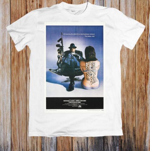 The italian Job 1960s Retro Movie Poster Unisex T Shirt