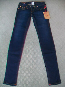 TRUE-RELIGION-039-JODIE-039-STRETCH-JEANS-WMN-BNWT-SIZE-10