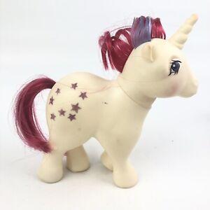 Vintage My Little Pony G1 Moondancer and Lemondrop bad condition