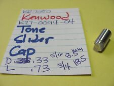 KENWOOD K27-0094-04 KR-7050 TONE EQUALIZER SLIDER CAP KNOB