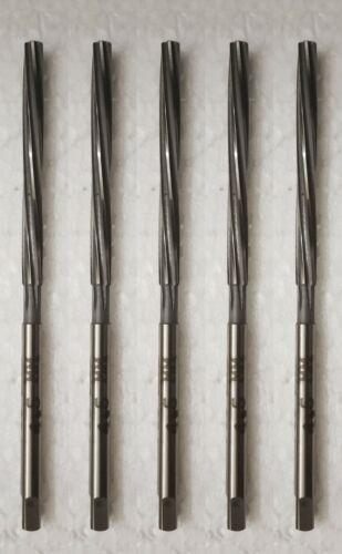 7mm 6mm 5mm 4.5mm HSS Valve Stem Guide Reamers Set of 5 Pcs 5.5mm