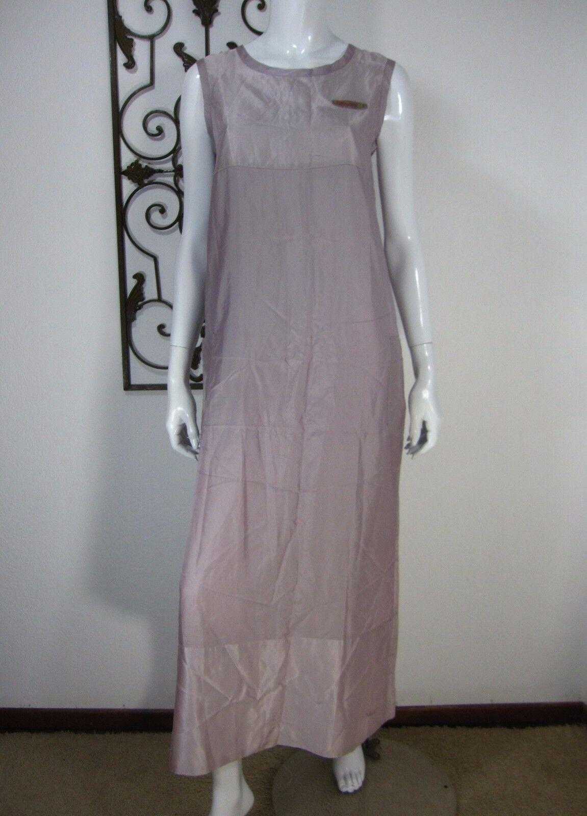 GAVIN NWT SLEEVELESS DRESS SIZE S SMALL DARK pink