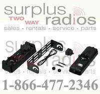 Kenwood Krk-5 Control Head Remote Mount Kit Tk690 Tk790 Tk890 Mobile Radio