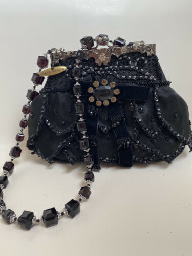 """Mary Frances Vintage Purse Rare """"Ball Gown"""" - image 1"""